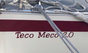 Schriftzug TecoMeco 2.0